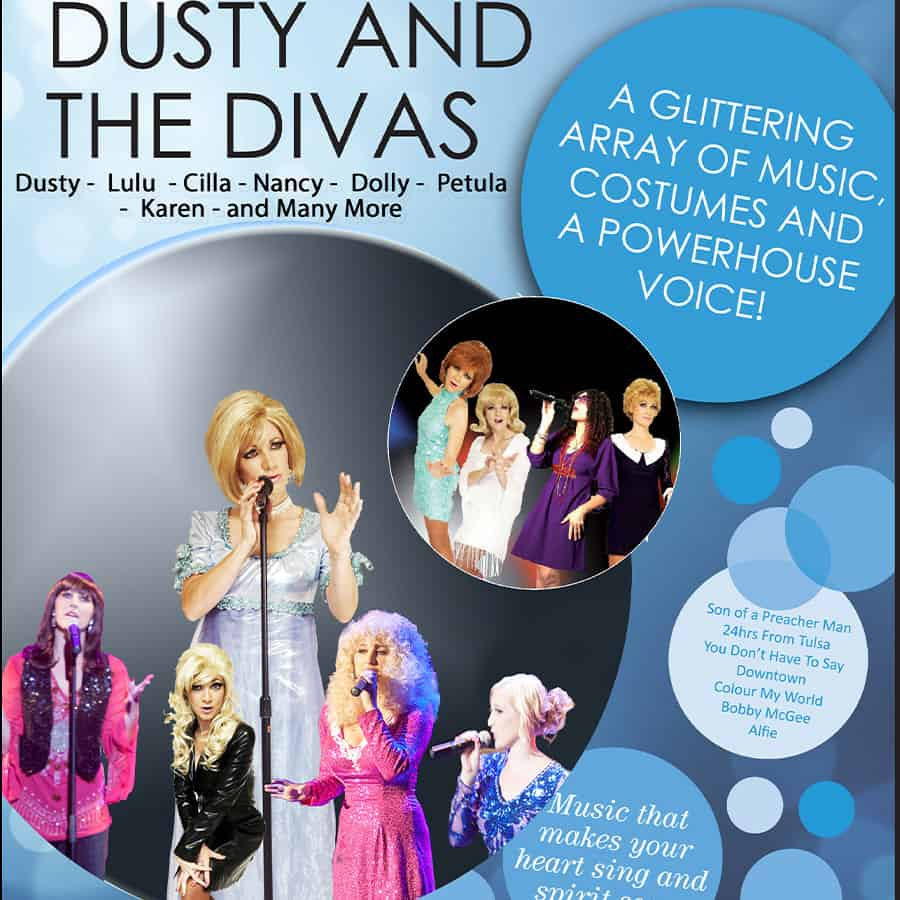Dusty & The Divas | Twin Towns Clubs & Resorts